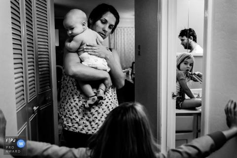 Marieke Zwartscholten is a family photographer from Zuid Holland