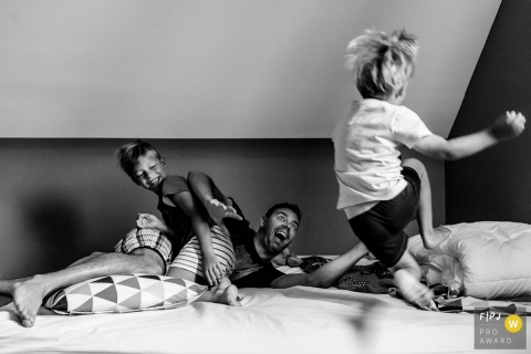 Philippe Swiggers is a family photographer from