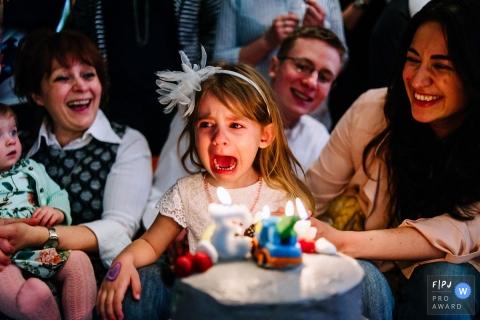 Ksenia Kruglova is a family photographer from