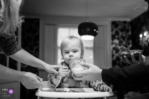 Antonina Mamzenko is a family photographer from Surrey