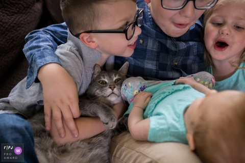 Cara Bettcher is a family photographer from Indiana