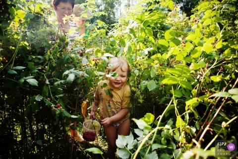 Elena Petrova is a family photographer from