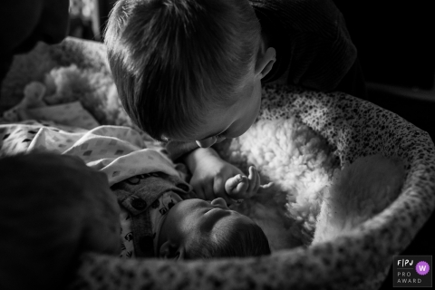 Nadine Court is a family photographer from