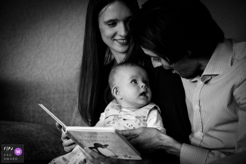 Rachel Rimell is a family photographer from London