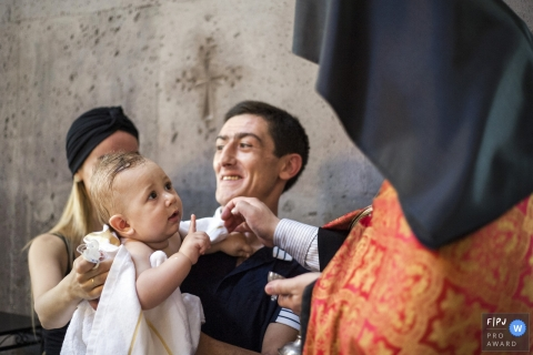 Albert Buniatyan is a family photographer from Yerevan
