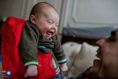 Kobe Vanderzande est un photographe de famille du Limbourg