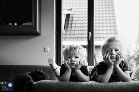 Liesbeth Parlevliet is a family photographer from Zuid Holland