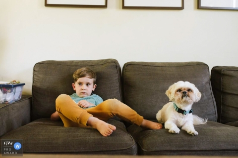 Tiffany Luong is a family photographer from California