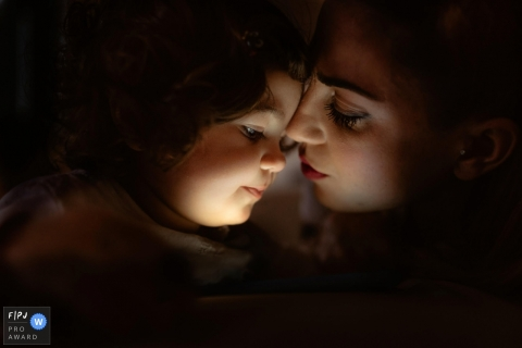 Valeria Mameli is a family photographer from