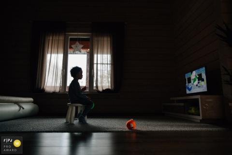 Elena Chaptseva is a family photographer from