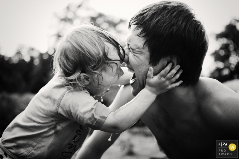 Elena Petrova is a family photographer from