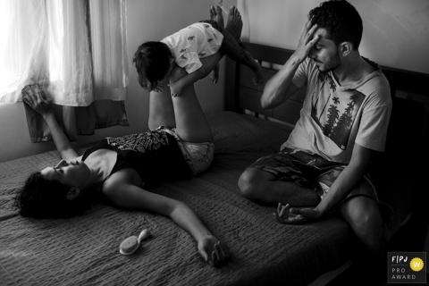 Fabio Souza is a family photographer from Rio de Janeiro