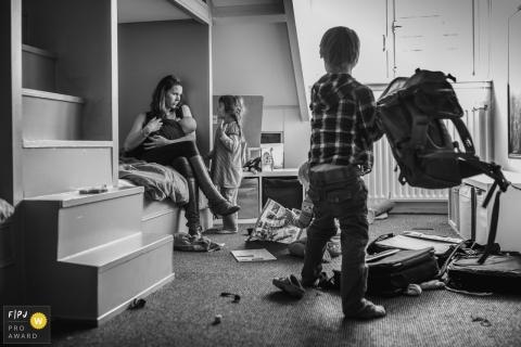 Marjolijn Maljaars is a family photographer from Zuid Holland