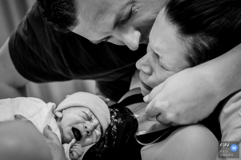 Annemiek Kinneging is a family photographer from Drenthe