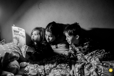 Gerhard Nel is a family photographer from Zuid Holland