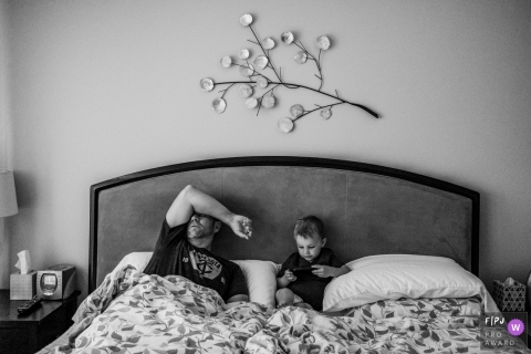 Nick Otto is a family photographer from California