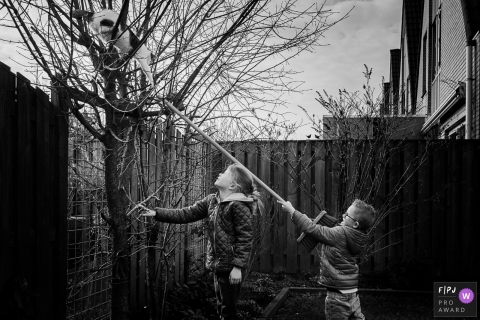 Yvette Vlaar is a family photographer from Noord Holland