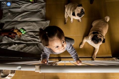 Felipe Grespan de Freitas est un photographe de famille de São Paulo