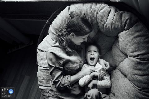 Julie Zhnyakina est une photographe de famille de