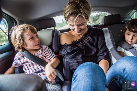 Carolina Belini est une photographe de famille de Goias