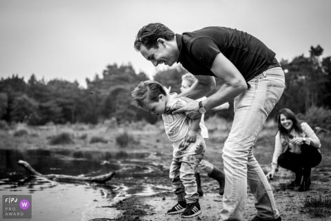 Kim Rooijackers is a family photographer from Noord Brabant