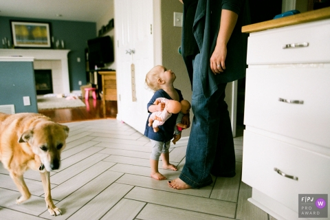 Colie James is a family photographer from Colorado