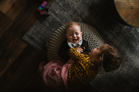 Charlene van der Gracht is a family photographer from Noord Holland