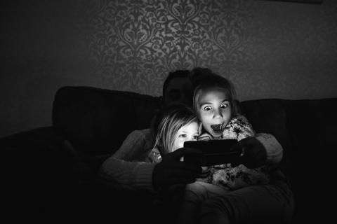 Marjolijn Maljaars is a family photographer from Zuid Holland