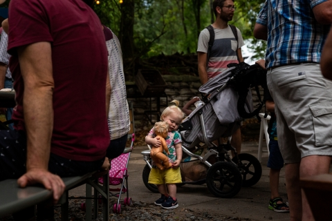 Miranda van Assema is a family photographer from Noord Holland