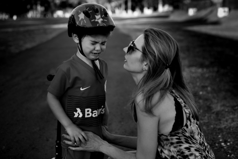 Morgana Secco is a family photographer from London