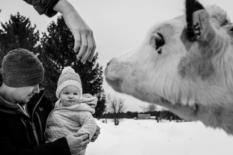 Ang Waterton is a family photographer from Ontario