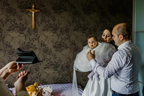 Kobe Vanderzande is a family photographer from Limburg
