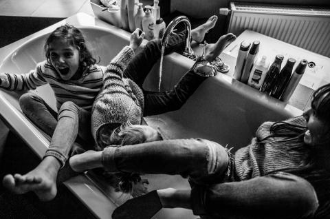 Kim De Graeve is a family photographer from Oost-Vlaanderen