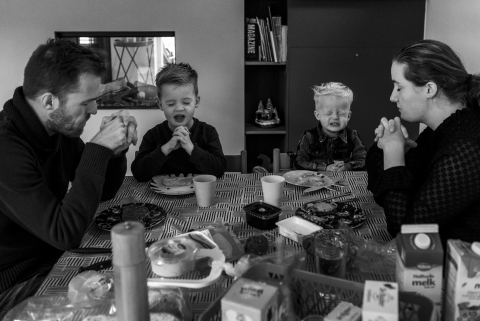 Gonda Meurs is a family photographer from Noord Holland