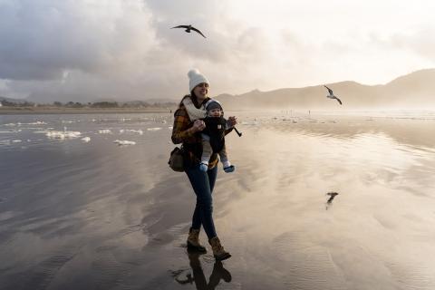 Cannon Beach stroll