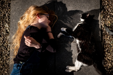 Marjolein Roossien is a family photographer from Groningen