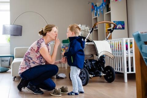 Family Photography Netherlands Documentary Journalism
