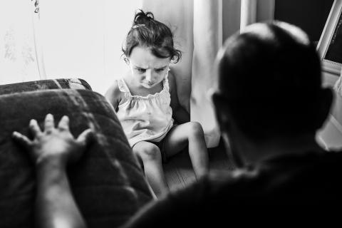 Family documentary session in Izmir, Turkey