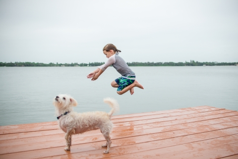 Samantha Moore is a family photographer from Florida