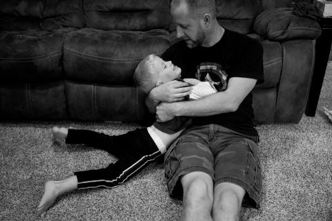Logan Westom is a family photographer from Washington
