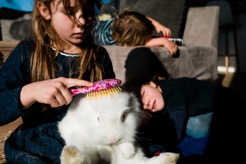 Polona Avanzo is a family photographer from