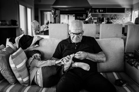 Graziela Ventura is a family photographer from São Paulo