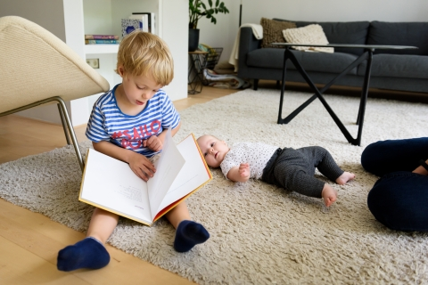 Ingeborg van Bruggen is a family photographer from Zuid Holland