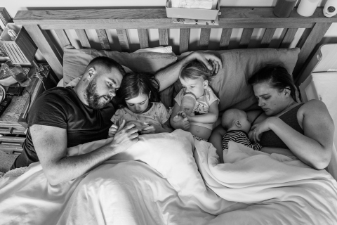 Rose Dedman is a family photographer from Somerset
