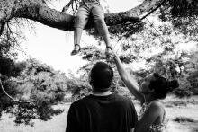 Karen Velleman is a family photographer from Groningen