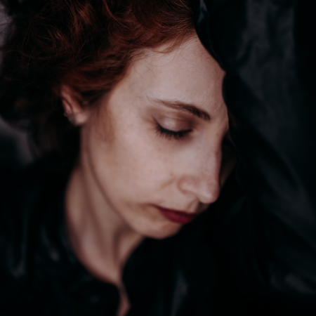 Self portrait of Pistoia lifestyle photographer Alice Franchi of Tuscany Italy