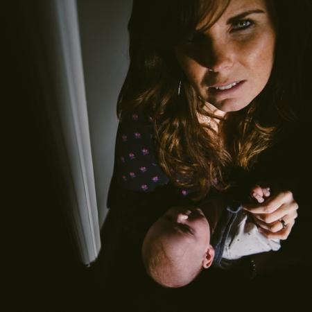 Royaume-Uni et Northumberland photojournalisme familial Claire Batey