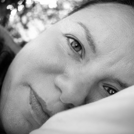 Portrait of San Francisco Family Photographer Lisa Winner