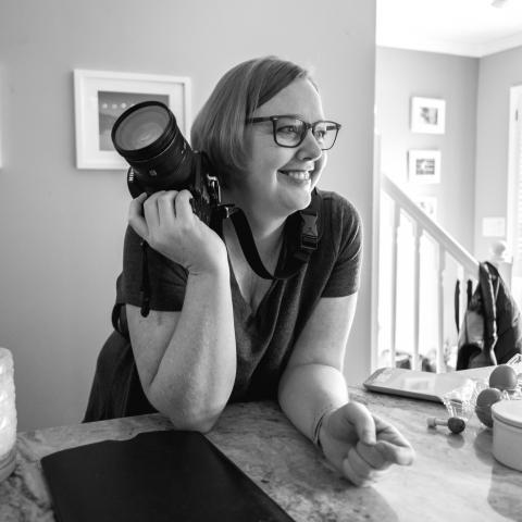 La photographe de la famille Atlanta Kristin Watkins