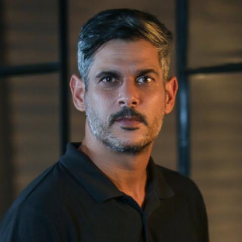 Portrait of Gustavo Sarmento, Maceio, Alagoas Family Photographer